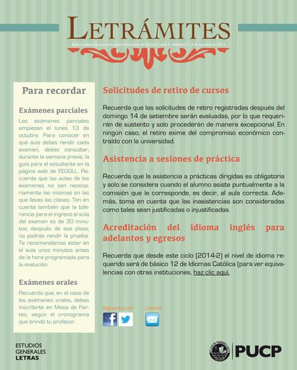 Boletín Letrámites