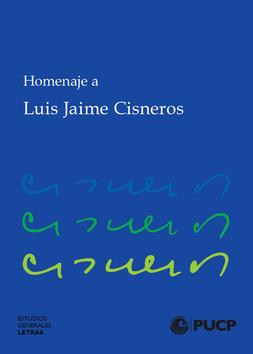 Homenaje a Luis Jaime Cisneros