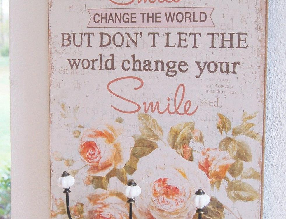 Wandgarderobe Smile