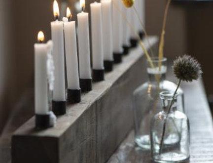 Kerzenhalter Elenoire