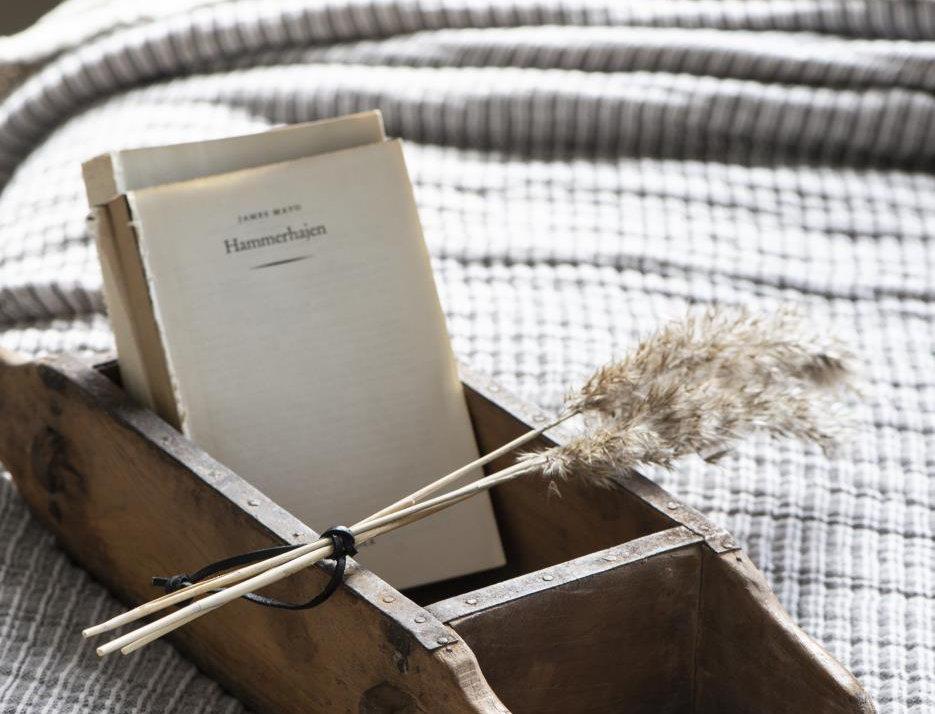 Holz Box, Ziegelform Baldur