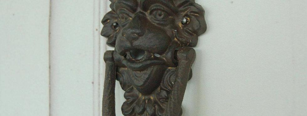 Türklopfer Löwe