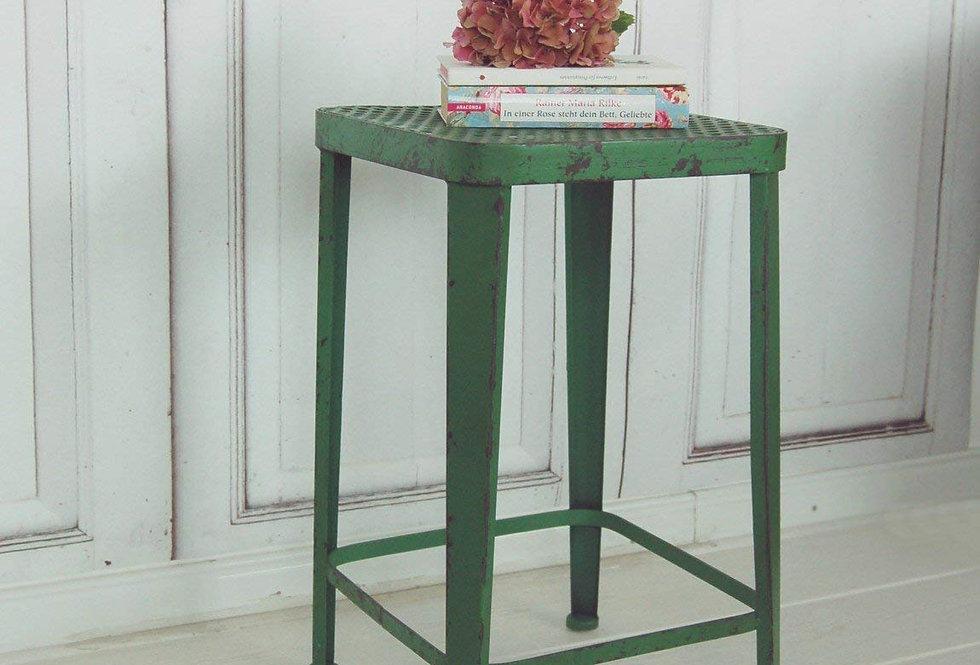 Hocker Loft grün