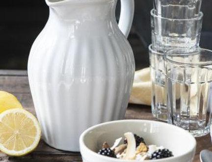 Steinkrug Pure White 1,7 l