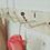 Thumbnail: Landhaus Hakenleiste, Garderobe im shabby antique Chic