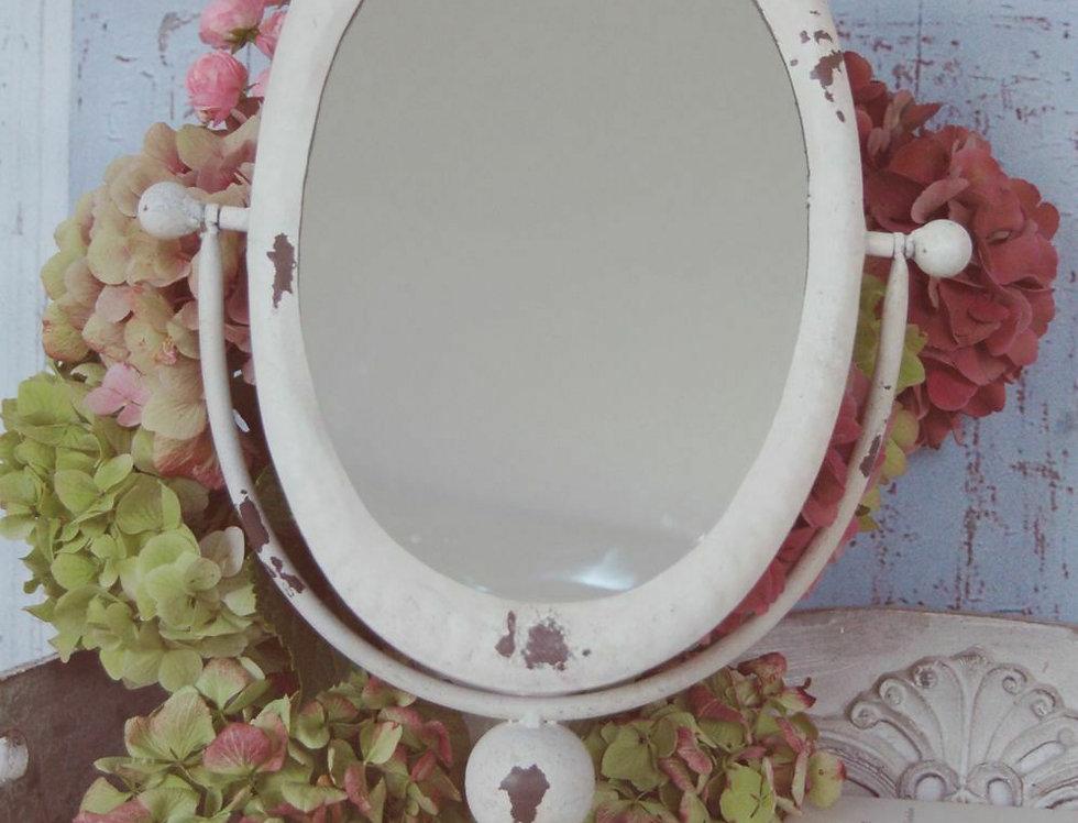 Tischspiegel oval