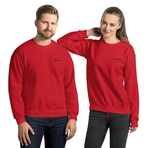 Notions Unisex Sweatshirt