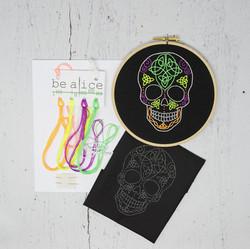 Celtic Sugar Skull