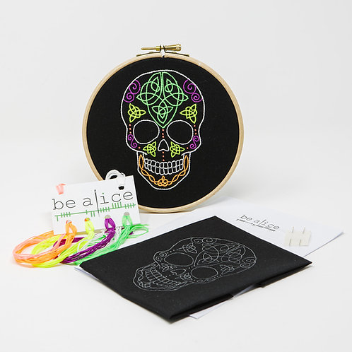 Celtic Sugar Skull Kit