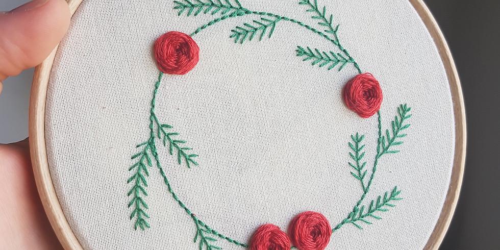 Mini Wreath Workshop ¦ €20
