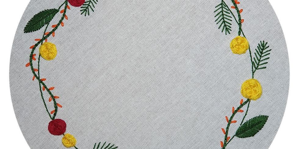 Beginners Class - Wreath ¦ €70