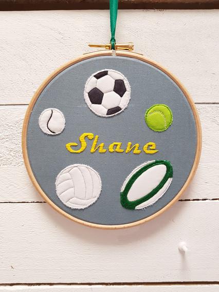Shane christening gift