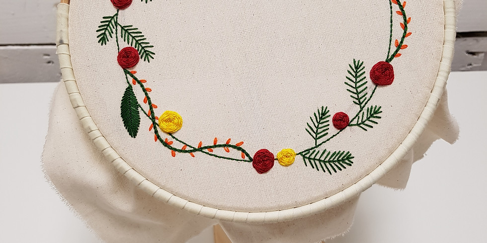 Introductory Class - Wreath