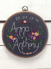 Anna and Anthon wedding gift