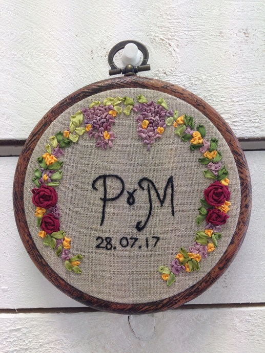 P and M wedding gift