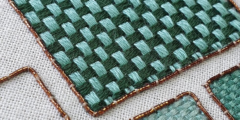Needleweaving Embroidery Workshop ¦ €25