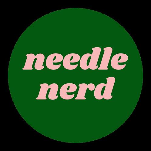 Needle Nerd Needleminder