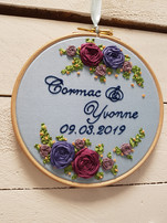 Cormac and Yvonne wedding gift