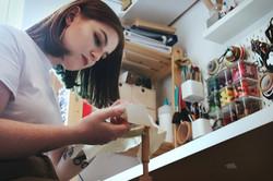 working embroidery studio dublin