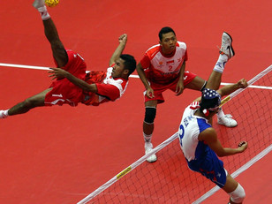 Sepak Takraw could be a winner at future Olympics