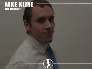 Networking with Jake Kline, Law Associate