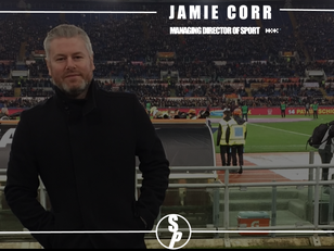 Networking with Jamie Corr, Managing Director of Sports for H+K