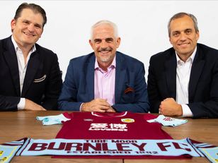Burnley changes gatherPace under new ownership