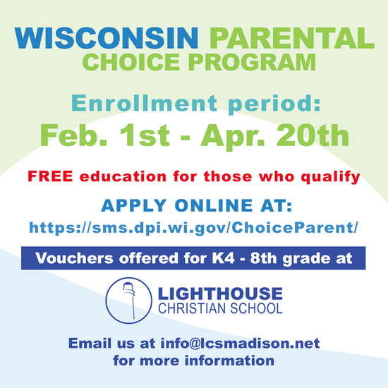 Voucher Enrollment Period Now Open
