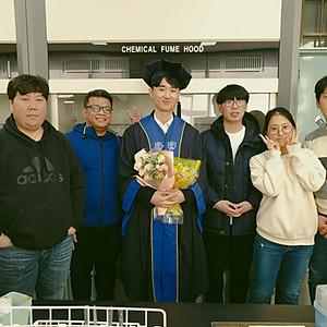 제헌 졸업식