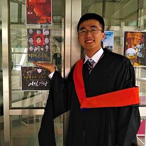 2016년 2월 졸업식