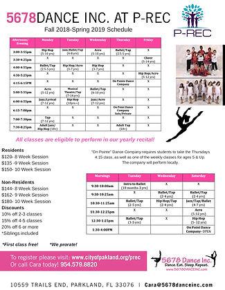 p rec schedule final.JPG