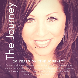"Josie Brandon wrote ""The Journey"" and it's being used for the 2019 Quantum Campaign."