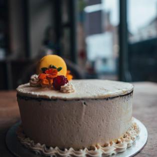 Lemon Drizzle Birthday Cake £56