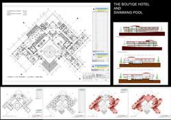 Hotel Building drawings