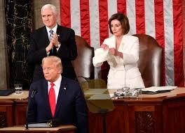 Speaker Pelosi's Temper Tantrum