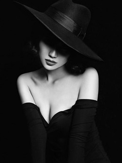 Sultry Mysterious