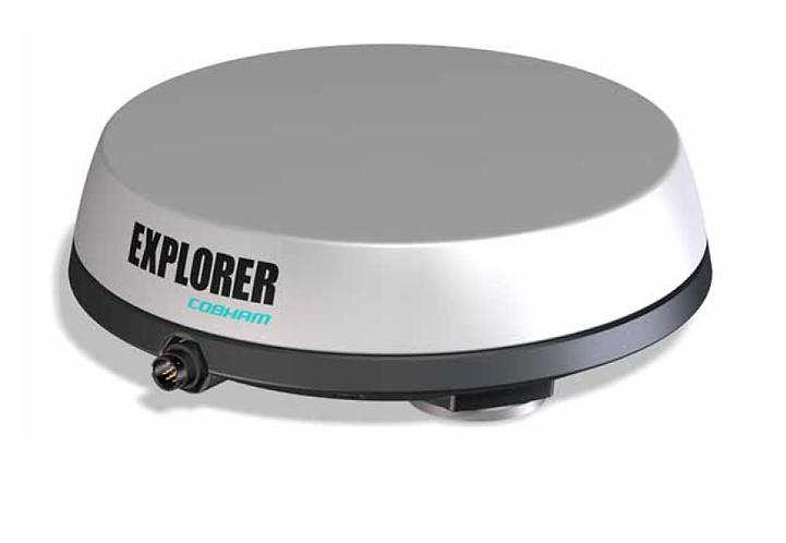 INMARSAT - COBHAM Explorer 323