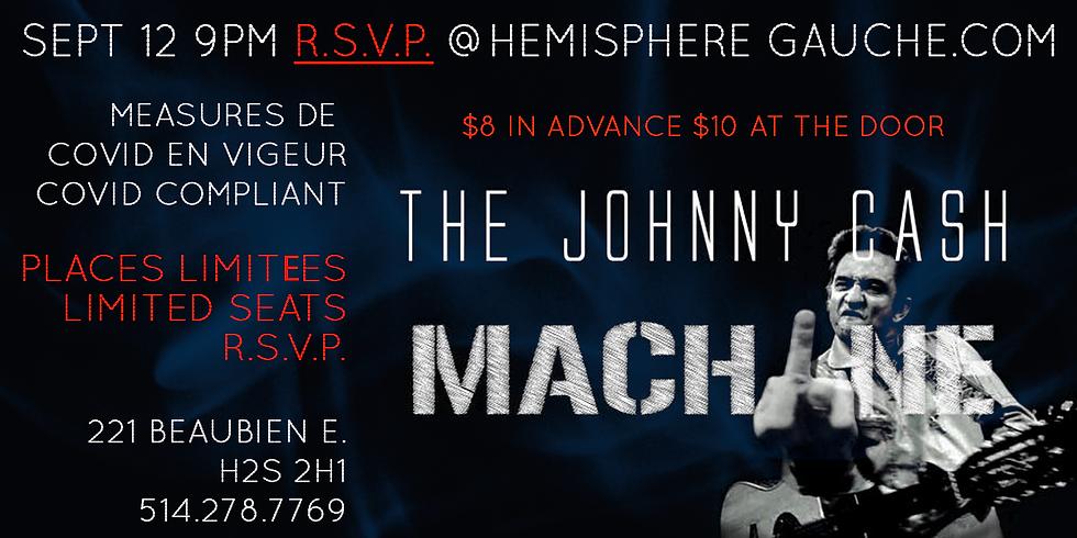 The Johnny Cash Machine
