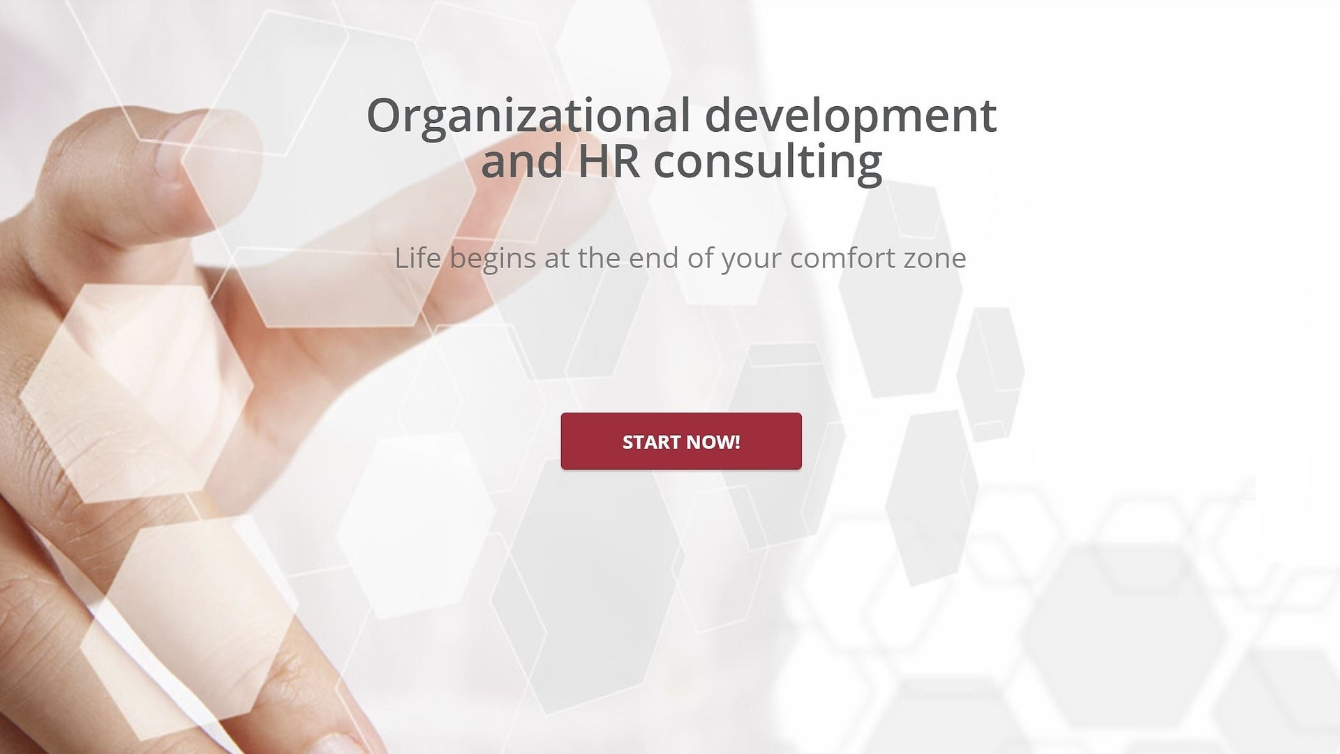 Organizational development and HR consulting