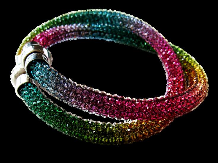 Pulseira Shine Tie Dye