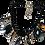 Thumbnail: Colar Casquy Negro