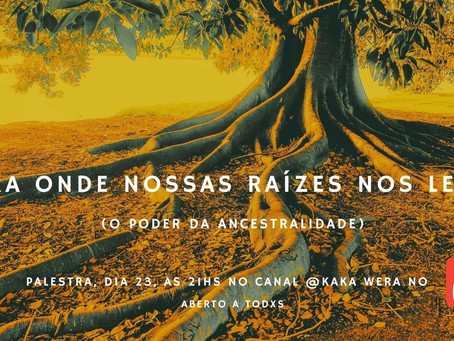 Para onde nossas raízes nos levam