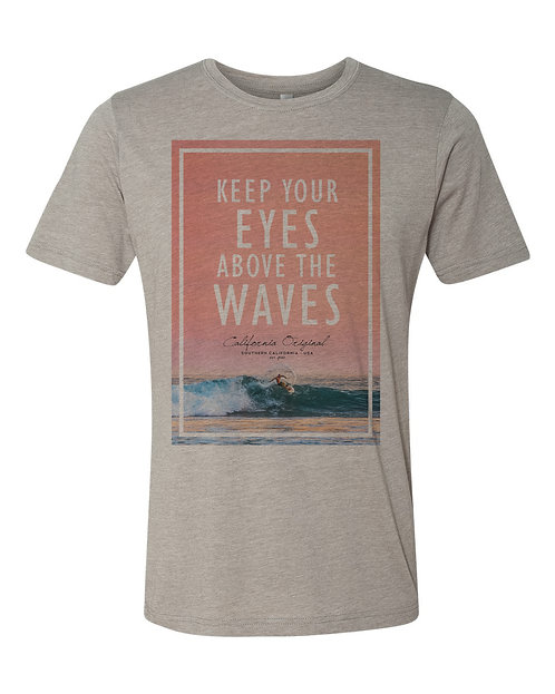 Eyes Above The Waves Tee