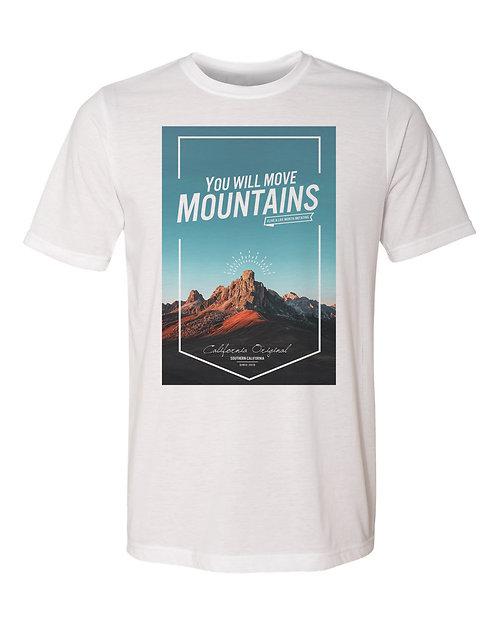 Move Mountains Tee