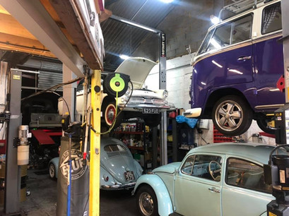 We are a very popular choice for classic car enthusiasts.