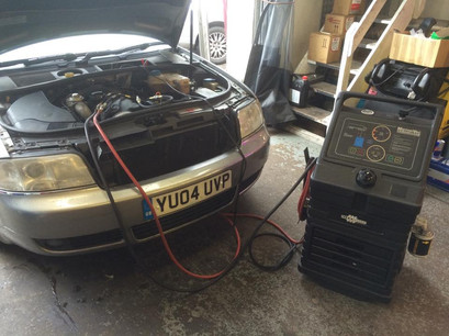 Keep your engine running smoothly with our Terraclean service.
