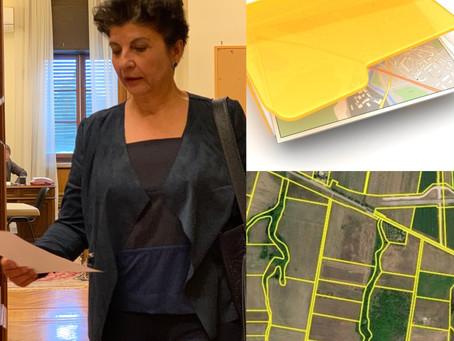 Ανάγκη παράτασης της προθεσμίας διόρθωσης των κτηματολογικών εγγραφών σε περιοχές του Δήμου Σιθωνίας