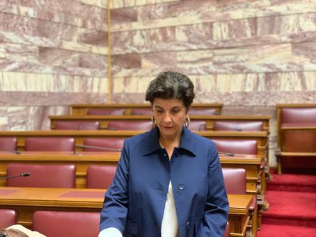 Προκαταβολή αποζημίωσης η κυβέρνηση δεν προτίθεται να δώσει στους αγρότες της Χαλκιδικής.