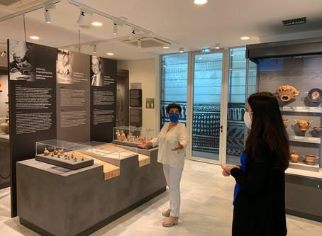 Να εντοπιστούν οι θησαυροί που αρπάχθηκαν από την συλλογή Λαμπροπούλου στον Πολυγύρο από τους ναζί
