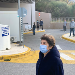 Απαραίτητη η άμεση ενίσχυση του συστήματος υγείας της Χαλκιδικής με προσλήψεις και μέσα προστασίας.